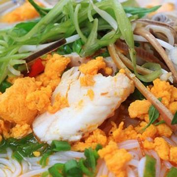Bún cá Phú Quốc tưởng quen mà lạ ăn vào liền ngay