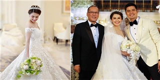 Gu thời trang của mĩ nhân được lòng hai đời Tổng thống Philippines