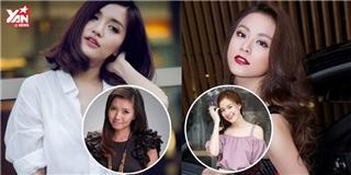 Những sao Việt ngày càng  trẻ hoá  theo thời gian