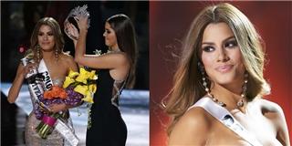 Hoa hậu bị trao nhầm vương miện  từ bỏ danh hiệu Á hậu Hoàn vũ - Tin sao Viet - Tin tuc sao Viet - Scandal sao Viet - Tin tuc cua Sao - Tin cua Sao