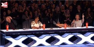 Màn trình diễn khiến giám khảo ôm đầu sợ hãi của thí sinh 14 tuổi