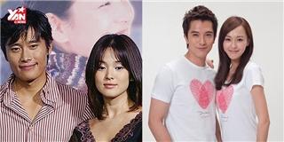 Những lần chia tay người yêu khiến dư luận mừng rỡ của sao châu Á