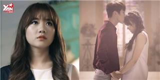 Hari Won tung  Anh cứ đi đi  giữa lùm xùm cầu hôn