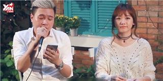 Hari Won đích thân cover hit  Anh cứ đi đi  bằng tiếng Hàn