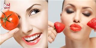7 loại rau quả nên ăn mùa hè để sạch mụn, khỏe da