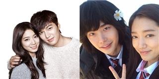Những mĩ nam  lên đời  sau khi đóng cặp với Park Shin Hye