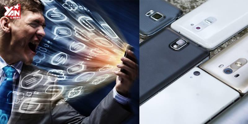 Tại sao smartphone của bạn chạy ngày càng chậm?