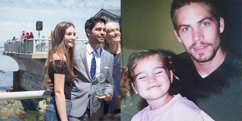 yan.vn - tin sao, ngôi sao - Rơi nước mắt với cách mà con gái Paul Walker tưởng nhớ cha