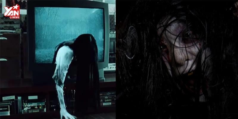 """""""The Conjuring 2"""" chưa nhằm nhò gì so với 10 phim kinh dị Nhật này"""
