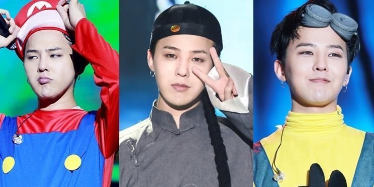 yan.vn - tin sao, ngôi sao - Quên hình tượng lạnh lùng đi! Đây mới chính là G-Dragon của VIP