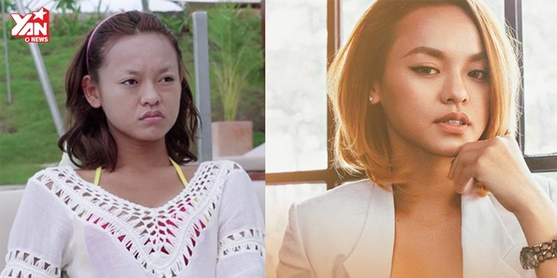 Lông mày đã thay đổi diện mạo các mĩ nhân Việt như thế nào?