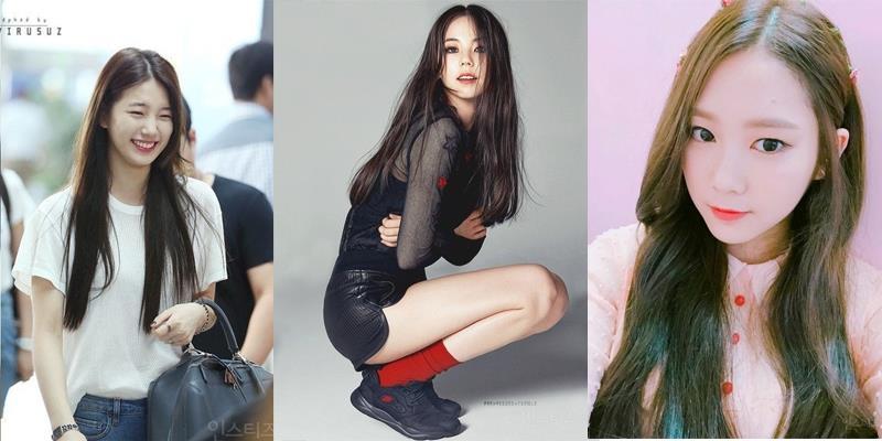 yan.vn - tin sao, ngôi sao - 3 cô nàng idol này sẽ chứng minh tóc suôn thẳng mới là kiểu tuyệt nhất của con gái