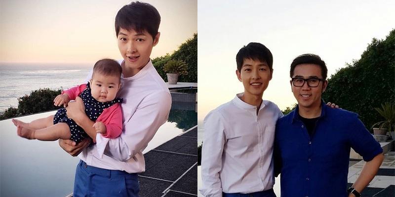 yan.vn - tin sao, ngôi sao - Hình ảnh mới nhất của Song Joong Ki ở Mỹ trông gầy gò đến xót xa