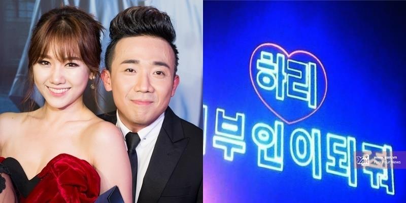 yan.vn - tin sao, ngôi sao - Trấn Thành đã lên kế hoạch cầu hôn Hari Won từ 2 tháng trước?