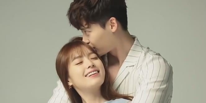 """yan.vn - tin sao, ngôi sao - Khán giả """"hóng"""" nụ hôn màn ảnh của Lee Jong Suk và Han Hyo Joo"""