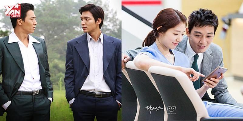 """Điểm danh dàn """"người tình"""" màn ảnh xứng đôi với bác sĩ Kim Rae Won"""
