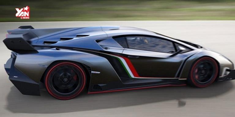 Những chiếc xe siêu đắt trên hành tinh Facebook