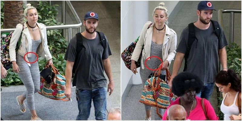 yan.vn - tin sao, ngôi sao - Rộ tin Miley Cyrus có thai với Liam Hemsworth trước khi kết hôn