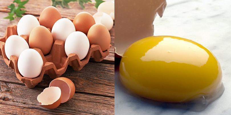 Giải mã thắc mắc vì sao trứng gà có 2 màu