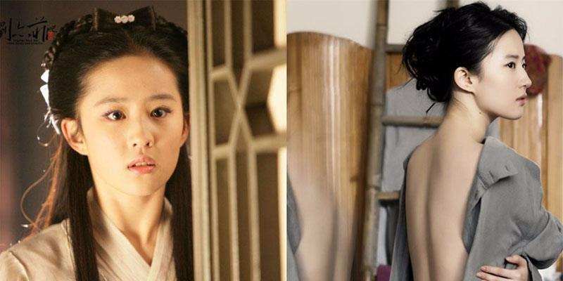 """yan.vn - tin sao, ngôi sao - Lưu Diệc Phi: Từ """"nữ hoàng rating"""" trở thành """"thuốc độc phòng vé"""""""