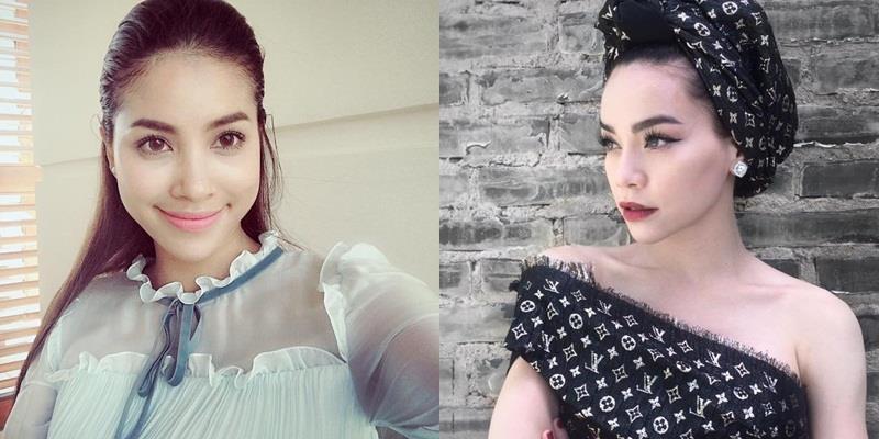 yan.vn - tin sao, ngôi sao - Bất chấp tin đồn bất hoà, Hà Hồ vẫn xem Phạm Hương là em gái