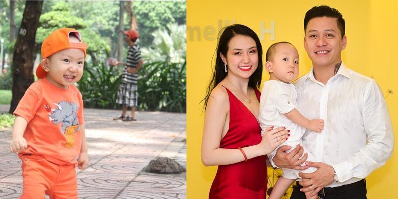yan.vn - tin sao, ngôi sao - Bé Su Hào nhà Tuấn Hưng càng lớn càng đáng yêu khó cưỡng