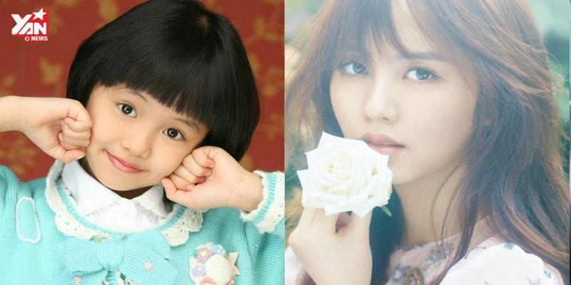 """Kim So Hyun: Từ sao nhí đáng yêu đến"""" nữ thần thế hệ mới"""""""