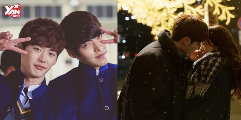 Điểm lại những thước phim ngọt như đường của mĩ nam Lee Jong Suk