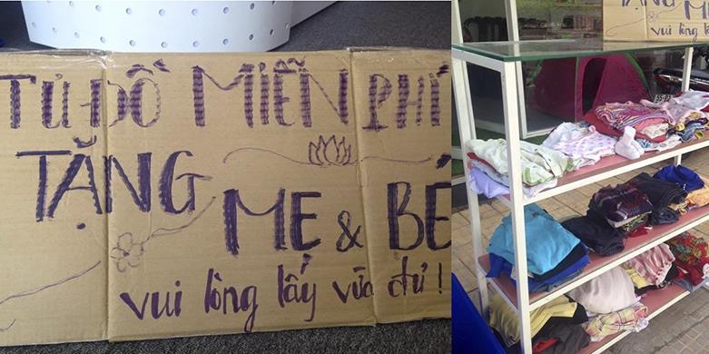 Những người mẹ tốt bụng khiến Sài Gòn càng thêm đậm tình