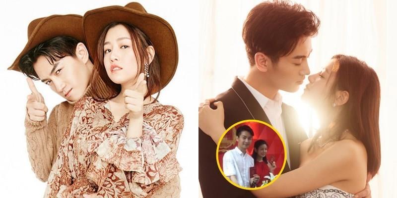 yan.vn - tin sao, ngôi sao - Trần Hiểu và Trần Nghiên Hy rạng ngời khi chính thức thành vợ chồng