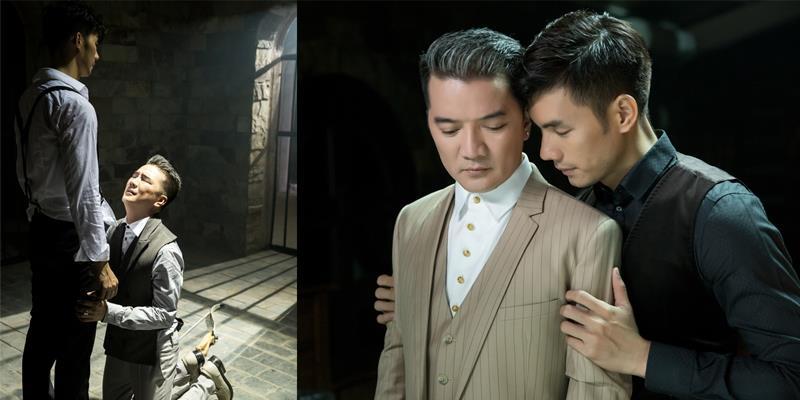 """Bất ngờ lộ diện """"người yêu đồng giới"""" của Đàm Vĩnh Hưng"""