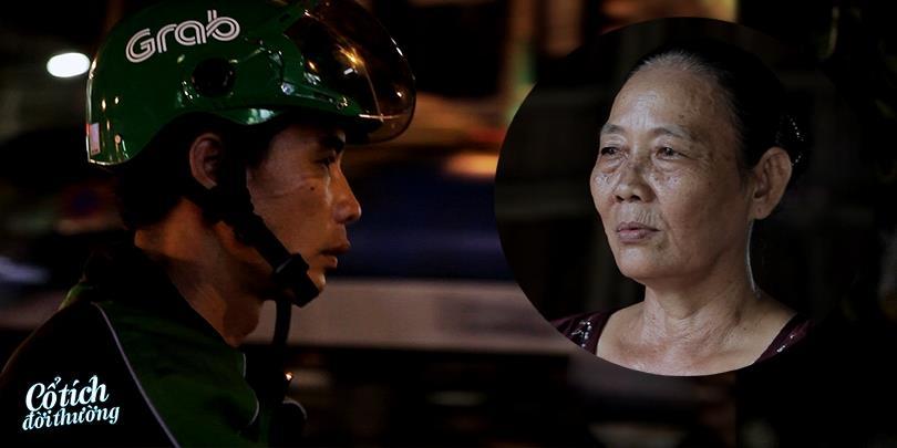 [Cổ Tích Đời Thường] Cảnh đời cơ cực của người cha đơn thân chạy xe nuôi mẹ già