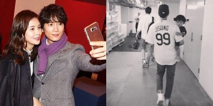 yan.vn - tin sao, ngôi sao - Hé lộ hình ảnh đầu tiên của công chúa nhà Ji Sung và Lee Bo Young