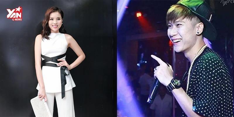 """Vanh Leg tung ca khúc chế """"Đưa nhau đi trốn"""" nói về Hoa hậu Kỳ Duyên"""
