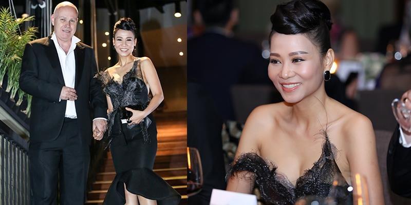 yan.vn - tin sao, ngôi sao - Thu Minh khoe ngực đầy trong bộ đầm lạ mắt