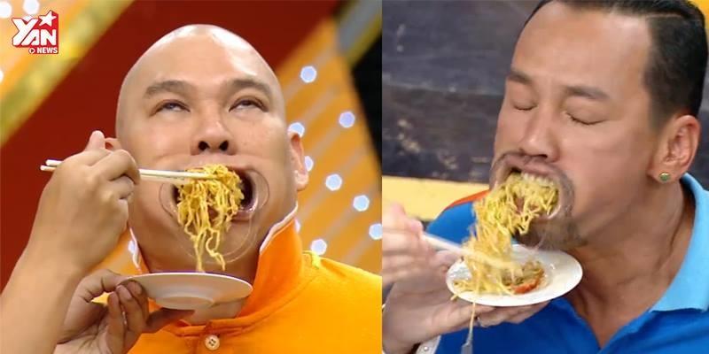"""Cười ra nước mắt với gameshow """"không ngậm được mồm"""" của Thái Lan"""