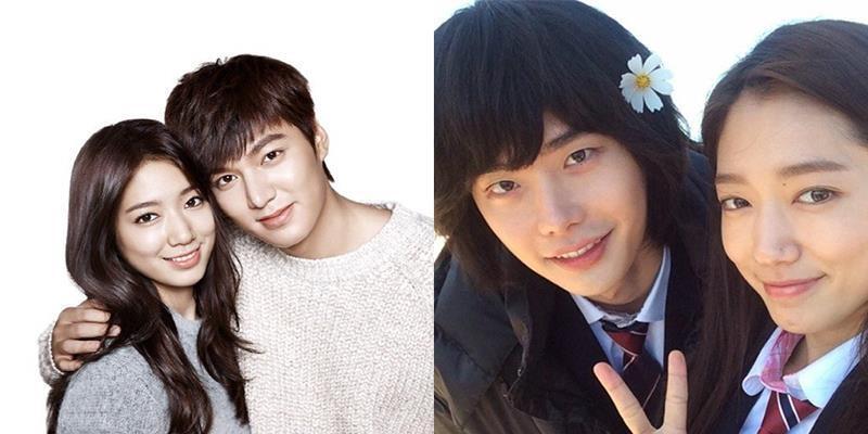 """Những mĩ nam """"lên đời"""" sau khi đóng cặp với Park Shin Hye"""