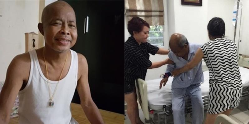 yan.vn - tin sao, ngôi sao - Sức khỏe NSƯT Hán Văn Tình không đủ để tiếp tục điều trị