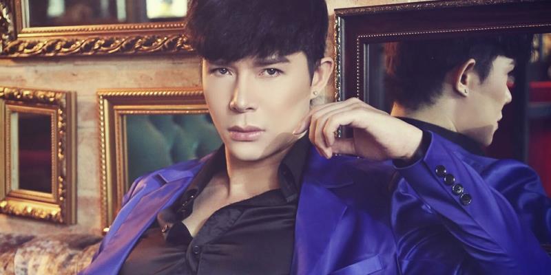 Nathan Lee khoe vẻ đẹp nam tính sẵn sàng hội ngộ khán giả