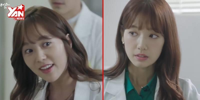 """Gặp lại tình địch """"dai như đỉa"""", Park Shin Hye có chủ động tỏ tình?"""