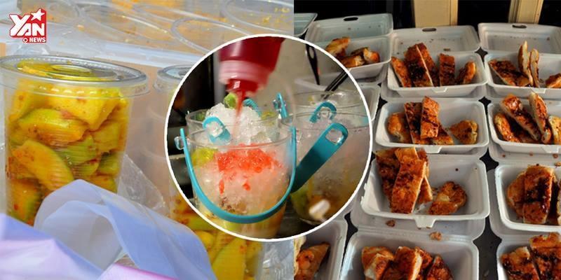 Nhìn lại trào lưu bán đồ ăn vặt theo mốt ở Sài Gòn
