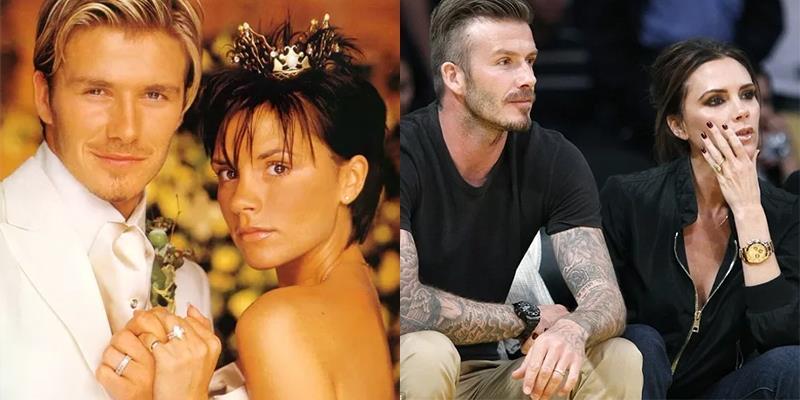 yan.vn - tin sao, ngôi sao - Vợ chồng Beckham: 17 năm với bao sóng gió lẫn ngọt ngào, ngày kỉ niệm vẫn là