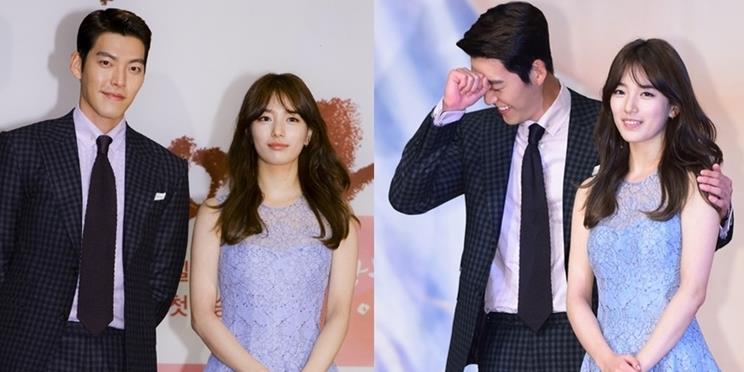 yan.vn - tin sao, ngôi sao - Suzy xinh như mộng khiến Kim Woo Bin cũng phải ngượng ngùng