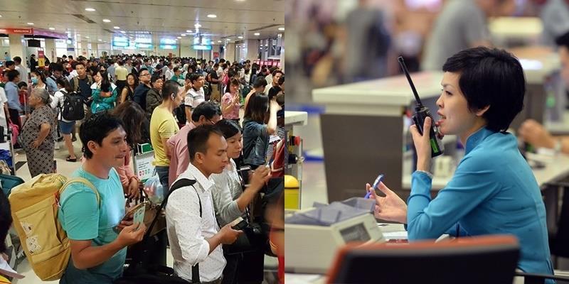 Ý thức chung tay khắc phục sự cố của người Việt qua vụ tin tặc sân bay