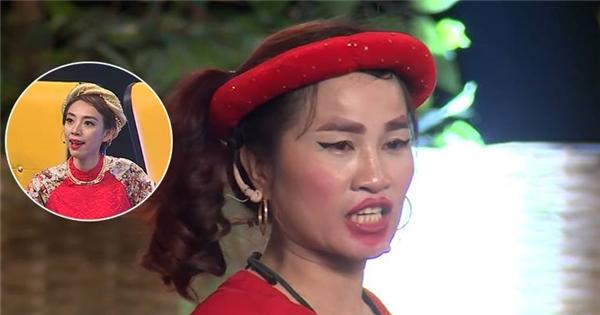 Lê Thị Dần gây choáng khi cãi tay đôi với Thu Trang – Trường Giang