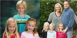 Sự 'trở về' kì diệu của 3 đứa trẻ đã qua đời trong một vụ tai nạn