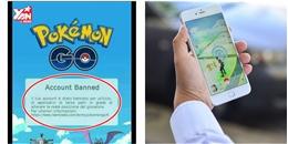 Cách mở khóa Pokemon GO khi tài khoản của bạn... 'bỗng dưng bị khóa'