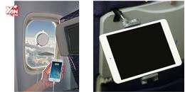 Vì sao hành khách không được phép mang sạc dự phòng lên máy bay?