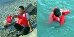 Người yêu và chị gái cùng rơi xuống sông, chàng trai cứu ai?