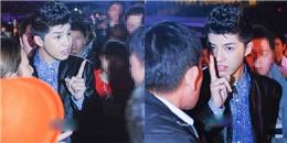 Bị móc túi điện thoại, Noo Phước Thịnh cãi tay đôi với kẻ tình nghi
